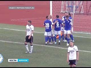 """Воронежский """"Факел"""" одержал очередную победу на выезде"""