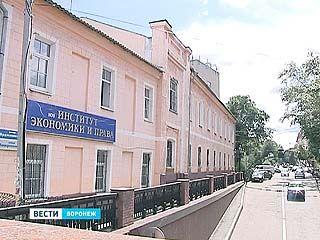 Воронежский институт экономики и права вновь оказался в центре скандала