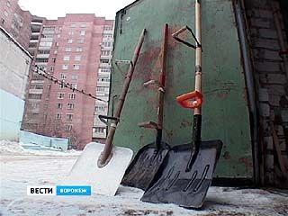 Воронежский изобретатель модернизировал снеговую лопату