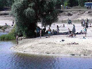 Воронежский регион на первом месте в ЦФО по количеству утонувших
