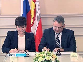 Воронежский регион продолжит сотрудничество с Фондом поддержки детей
