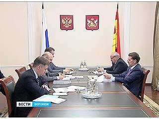Воронежский регион выбран как один из приоритетных для развития банка ВТБ 24