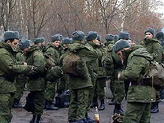 Воронежский регион выполнит план по набору в армию
