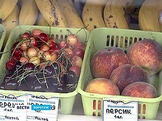 Воронежский Роспотребнадзор рекомендует временно исключить из рациона свежие овощи и фрукты