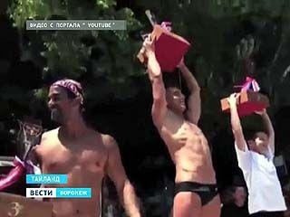 Воронежский спортсмен Артём Сильченко завоевал кубок мира в хай-дайвинге
