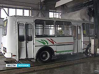 Воронежский транспорт станет чище без вреда экологии