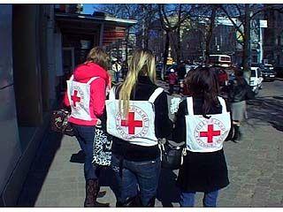 Воронежское отделение Российского Красного Креста отметило юбилей