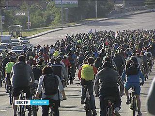 Воронежское велодвижение оказалось прогрессивнее Московского и Петербургского