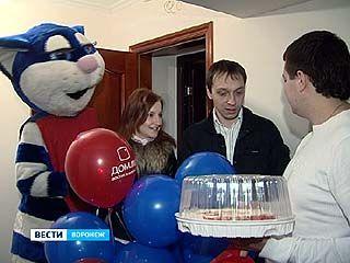 """Воронежскому филиалу компании """"ЭР-Телеком Холдинг"""" исполнился год"""
