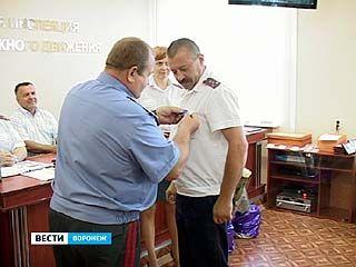 Воронежскому ГИБДД - 75 лет