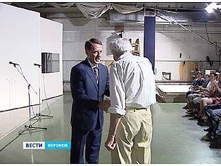 Воронежскому телевидению 55 лет