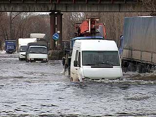 Воронежской мэрии придётся привести в порядок трассу вдоль Песчанки