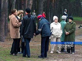 Воронежцам удалось спасти парк в Юго-Западном районе