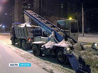 Воронежцам запретят парковаться на обочинах по ночам
