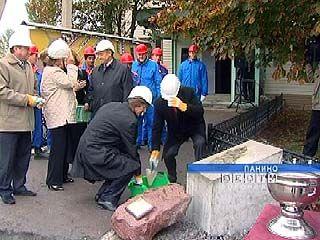 Воронежцы будут ездить на панинском бензине европейского качества