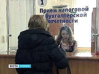 Воронежцы будут заполнять новую налоговую декларацию
