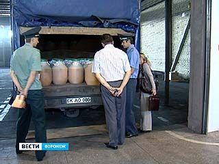 """Воронежцы чуть не отведали """"неправильного"""" мёда"""