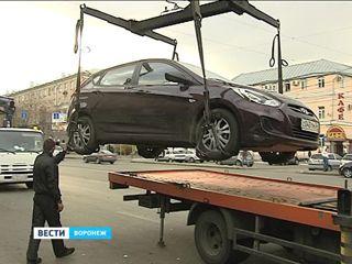 Воронежцы имеют право требовать поставить авто на место, пока эвакуатор не тронулся