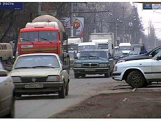 Воронежцы несколько часов в день проводят в пробках