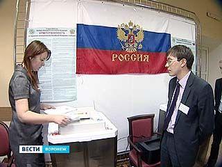 Воронежцы показали высокую явку на выборах президента России