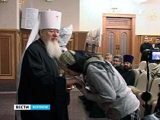 Воронежцы получили награды, одобренные патриархом