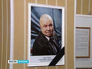 Воронежцы простились с известным актёром Анатолием Абдулаевым