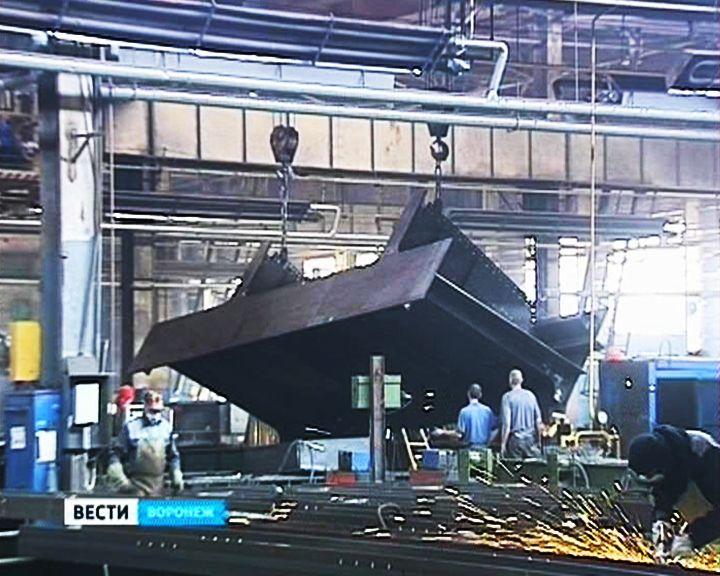 Воронежцы сделали уже более 5 тыс. тонн металлоконструкций для Крымского моста