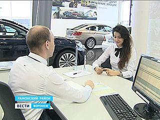 Воронежцы скупают автомобили и импортную технику