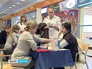 Воронежцы смогут бесплатно выявить свою предрасположенность к инсульту