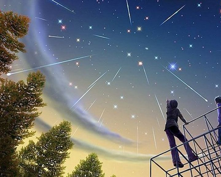 Воронежцы смогут наблюдать метеоритный поток Персеид