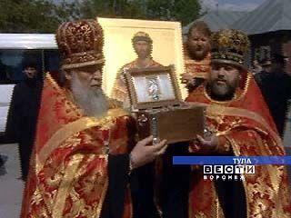 Воронежцы смогут приложиться к великой православной святыне