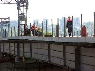 Воронежцы смогут проехать по новому Чернавскому мосту в этом году