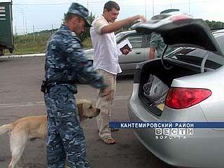 Воронежцы всё чаще отправляются на отдых с оружием