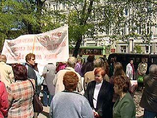Воронежцы встали на защиту городских парков и скверов