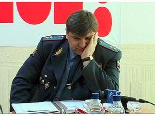 Воронежцы жаловались главному милиционеру области
