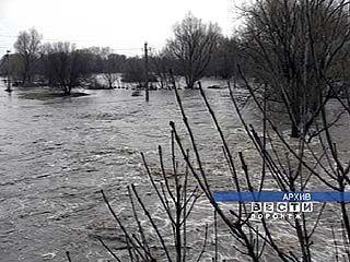 Воронежу грозит наводнение