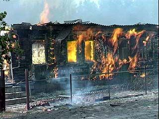 Возбуждены уголовные дела по фактам нескольких пожаров в области