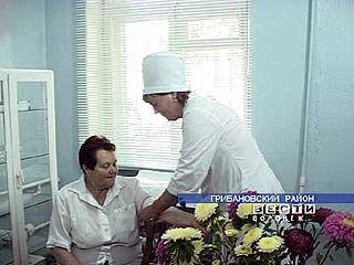 Возобновил работу медпункт в Грибановском районе