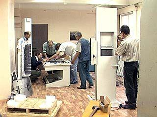 Врачи 20-й больницы получили рентгеновский аппарат