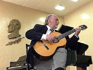 Всё о гитарах могут узнать воронежцы, посетив Никитинскую библиотеку