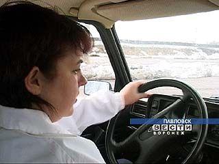 Все больше представительниц прекрасного пола садятся за руль
