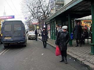 Все павильоны в Воронеже должны стать одинаковыми