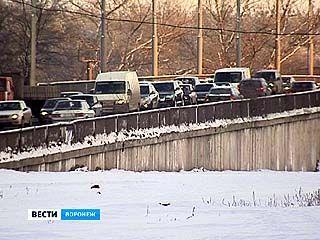 Все существующие развязки на Левом берегу Воронежа пересмотрят