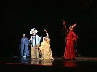 Все воронежские театры открыли новый сезон премьерами