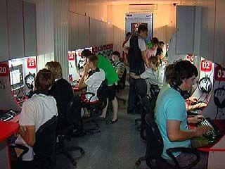 Всемирные киберигры в Воронеже