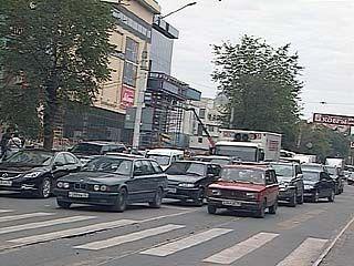 Всемирный день без автомобиля в Воронеже не обошелся без пробок
