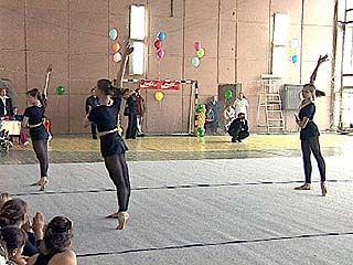 Всероссийский день гимнастики отмечали и в Воронеже