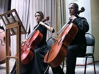 Всероссийский фестиваль виолончелистов проходит в столице Черноземья