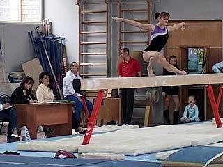 Всероссийский турнир по гимнастике памяти Юрия Штукмана завершился в Воронеже