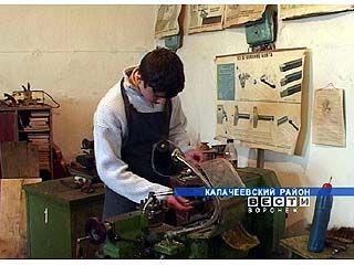 Всероссийскую олимпиаду по технологии выиграл ученик из Новомеловатовки